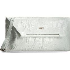 Torebka VERSO - 25669993AU Biały. Białe torebki do ręki damskie Verso, ze skóry. W wyprzedaży za 149.00 zł.