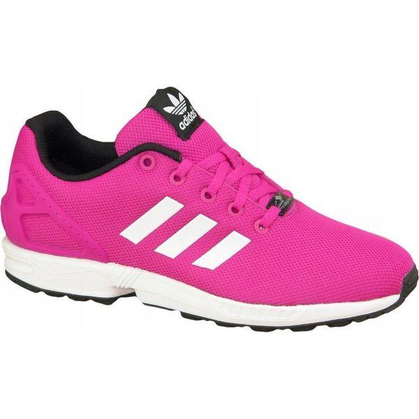 fac3ce2e Adidas Buty damskie ZX Flux K różowe r. 36 2/3 (S74952) - Obuwie ...