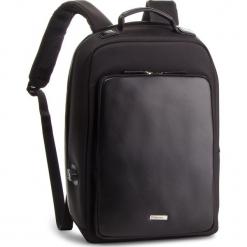Plecak WITTCHEN - 87-3U-207-1 Czarny. Czarne plecaki damskie Wittchen, z materiału. Za 599.00 zł.