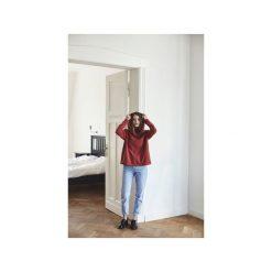 MARGOT MARSALA bluza. Czerwone bluzy damskie Gau great as you, z bawełny. Za 249.00 zł.