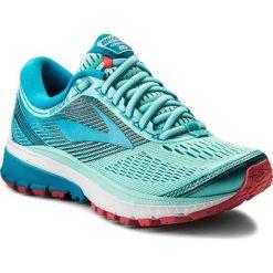 Buty BROOKS - Ghost 10 120246 1B 462 Mint/Blue/Pink. Niebieskie obuwie sportowe damskie Brooks, z materiału. W wyprzedaży za 399.00 zł.