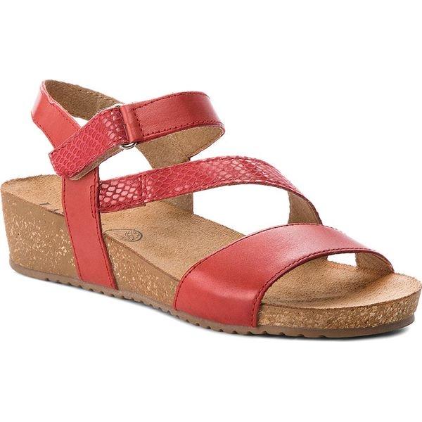 Sandały LASOCKI FOXI 05 Red porównaj zanim kupisz