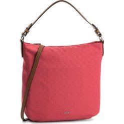 Torebka JOOP! - Dina 4140003314 Coral 203. Czerwone torebki do ręki damskie JOOP!, z materiału. W wyprzedaży za 389.00 zł.