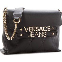 Torebka VERSACE JEANS - E1VSBBL1 70712 899. Czarne torby na ramię damskie Versace Jeans. Za 699.00 zł.