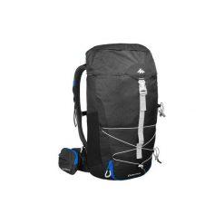 Plecak turystyczny MH100 30 l. Szare plecaki damskie QUECHUA. Za 129.99 zł.
