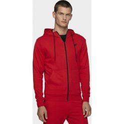 Bluza adidas męska czerwona Bluzy męskie Kolekcja wiosna