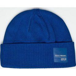 Adidas Originals - Czapka. Niebieskie czapki i kapelusze męskie adidas Originals. W wyprzedaży za 99.90 zł.
