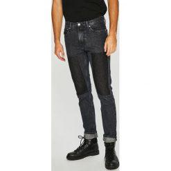 Calvin Klein Jeans - Jeansy CKJ 026. Czarne jeansy męskie Calvin Klein Jeans. Za 599.90 zł.