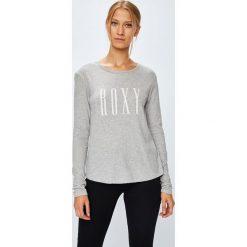 Roxy - Bluzka. Szare bluzki damskie Roxy. W wyprzedaży za 84.90 zł.