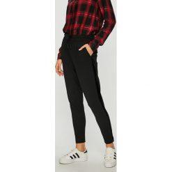 Only - Spodnie. Szare spodnie materiałowe damskie Only, z elastanu. W wyprzedaży za 139.90 zł.