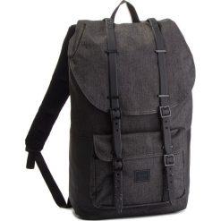 Plecak HERSCHEL - Lilamer 10014-02095 Blkx/B/W. Szare plecaki damskie Herschel, z materiału. Za 549.00 zł.