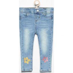 Spodnie jeansowe slim fit - Niebieski. Jeansy dla chłopców Reserved. Za 59.99 zł.