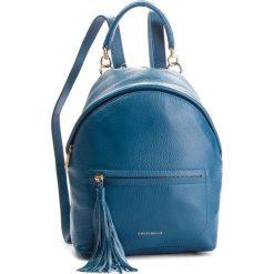 Plecak COCCINELLE - CN0 Leonie E1 CN0 54 03 01 Saphir B02. Niebieskie plecaki damskie Coccinelle, ze skóry. Za 1,249.90 zł.