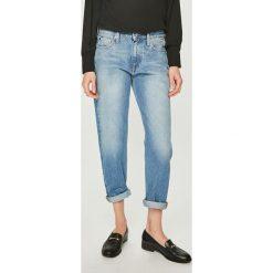 Calvin Klein Jeans - Jeansy CKJ 061. Niebieskie jeansy damskie Calvin Klein Jeans. Za 549.90 zł.