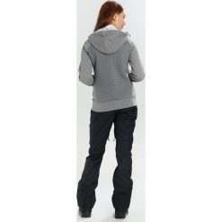 Oakley SUNDOWN HOODIE Bluza rozpinana athletic heather grey. Bluzy damskie Oakley, z bawełny. W wyprzedaży za 350.10 zł.