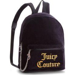 Plecak JUICY COUTURE BLACK LABEL - Delta JBH5001 Black. Czarne plecaki damskie Juicy Couture Black Label, z materiału, klasyczne. Za 599.00 zł.
