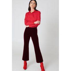 NA-KD Classic Koszula basic - Red. Czerwone koszule damskie NA-KD Classic. Za 121.95 zł.