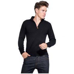 William De Faye Sweter Męski Xl Czarny. Czarne swetry przez głowę męskie William de Faye. W wyprzedaży za 205.00 zł.