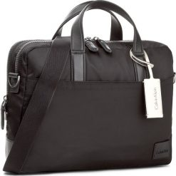 Torba na laptopa CALVIN KLEIN BLACK LABEL - Ease Laptop Bag Extr K50K503470 001. Torby na laptopa męskie Calvin Klein Black Label. W wyprzedaży za 549.00 zł.