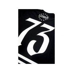 Bluza LONDON 73. Czarne bluzy damskie Missspark, z nadrukiem, z bawełny. Za 249.99 zł.