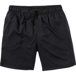 Długie szorty funkcyjne Regular Fit bonprix czarny. Czarne szorty męskie bonprix. Za 74.99 zł.