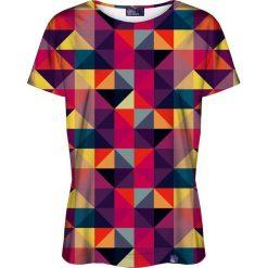 Colour Pleasure Koszulka damska CP-030 12 fioletowo-różowa r. XL/XXL. T-shirty damskie Colour Pleasure. Za 70.35 zł.