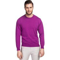 Sweter AGENORE SWFR000206. Swetry przez głowę męskie marki Giacomo Conti. Za 199.00 zł.