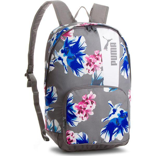 ed8a63b0a6b80 Plecak PUMA - Core Style Backpack 075169 06 Steel Gray Flower ...