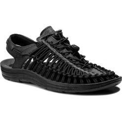 Sandały KEEN - Uneek Leather 1017060 Black/Raven. Sandały męskie marki Wojas. Za 449.90 zł.