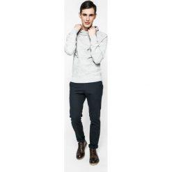Medicine - Sweter Nocturnal. Czarne swetry przez głowę męskie MEDICINE, z bawełny, z kapturem. W wyprzedaży za 99.90 zł.