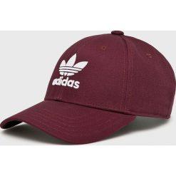 Adidas Originals - Czapka. Brązowe czapki i kapelusze męskie adidas Originals. Za 69.90 zł.
