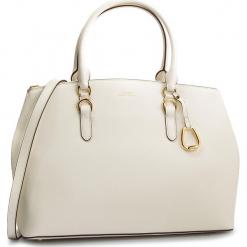 Torebka LAUREN RALPH LAUREN - 431723642005  Vanilla. Białe torebki do ręki damskie Lauren Ralph Lauren, ze skóry. Za 1,439.00 zł.
