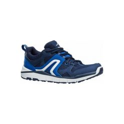 Buty męskie do szybkiego marszu HW 500 Mesh granatowe. Niebieskie buty sportowe męskie NEWFEEL, z meshu. Za 149.99 zł.