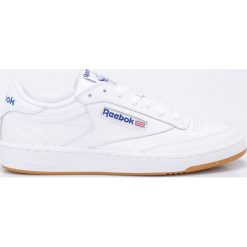 Reebok Classic - Buty Club C 85. Szare buty sportowe męskie Reebok Classic, z materiału. W wyprzedaży za 329.90 zł.