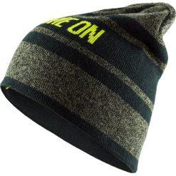 Czapka męska CAM607 - khaki melanż - Outhorn. Brązowe czapki i kapelusze męskie Outhorn. W wyprzedaży za 24.99 zł.