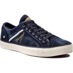 Tenisówki WRANGLER - Starry Low WF03226NT Blue/Denim 284. Trampki męskie marki Converse. W wyprzedaży za 179.00 zł.