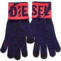 Rękawiczki Męskie DIESEL - K-Screex Glove 00SJ4V-0NABQ-8AT Peacoat Blue. Czerwone rękawiczki męskie Diesel, z materiału. Za 319.00 zł.