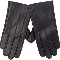 Rękawiczki Męskie WITTCHEN - 39-6L-342-1 Czarny. Rękawiczki męskie marki FOUGANZA. W wyprzedaży za 179.00 zł.