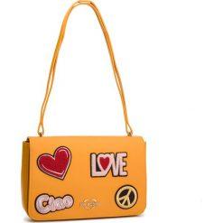 Torebka LOVE MOSCHINO - JC4083PP17LJ0400 Giallo. Żółte torby na ramię damskie Love Moschino. Za 909.00 zł.