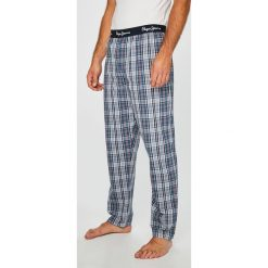 Pepe Jeans - Spodnie piżamowe. Szare piżamy męskie Pepe Jeans, z jeansu. W wyprzedaży za 139.90 zł.