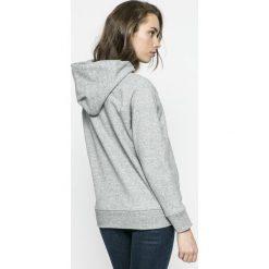 Levi's - Bluza. Brązowe bluzy damskie Levi's, z nadrukiem, z bawełny. Za 239.90 zł.
