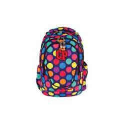 Plecak Młodzieżowy Coolpack Simple Kolorowy. Fioletowa torby i plecaki dziecięce CoolPack, z materiału. Za 97.50 zł.