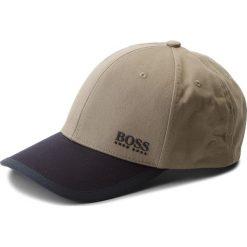 Czapka z daszkiem BOSS - Cap 15 50382415 346. Zielone czapki i kapelusze męskie Boss. W wyprzedaży za 199.00 zł.