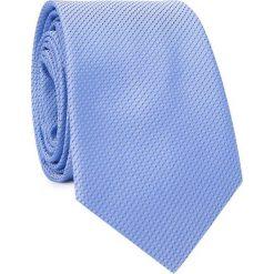 Krawat KWNS001665. Niebieskie krawaty i muchy Giacomo Conti, z mikrofibry, klasyczne. Za 69.00 zł.