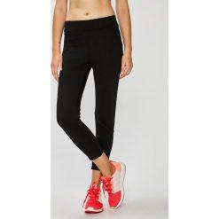 Adidas Performance - Legginsy. Szare legginsy damskie adidas Performance, z bawełny. W wyprzedaży za 219.90 zł.