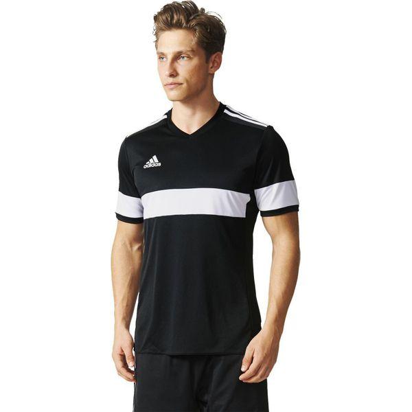 buty na codzień nowy produkt kupować tanio Adidas Koszulka piłkarska Konn16 JSY M czarna r. XXL (AJ1365)