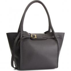 Torebka CREOLE - K10573  Szary. Szare torebki do ręki damskie Creole, ze skóry. Za 329.00 zł.