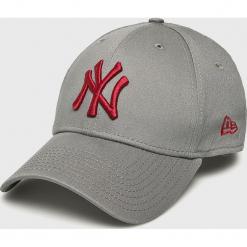 New Era - Czapka. Szare czapki i kapelusze męskie New Era. Za 119.90 zł.