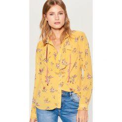 Koszula z żabotem Gold Label - Wielobarwn. Koszule damskie marki SOLOGNAC. W wyprzedaży za 49.99 zł.