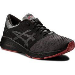 Buty ASICS - RoadHawk FF T7D2N Black/Carbon/Classic Red 9097. Czarne buty sportowe męskie Asics, z materiału. W wyprzedaży za 339.00 zł.